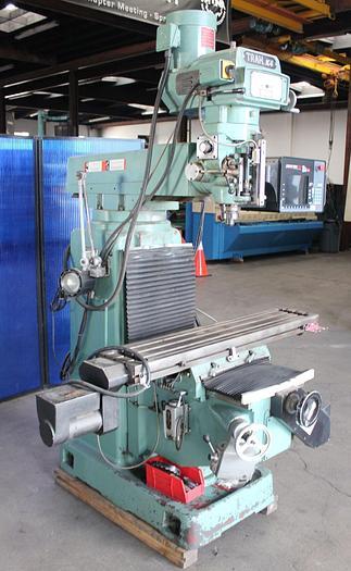 Used Southwestern Trak K4S CNC Milling Machine 3 Axis Knee Mill