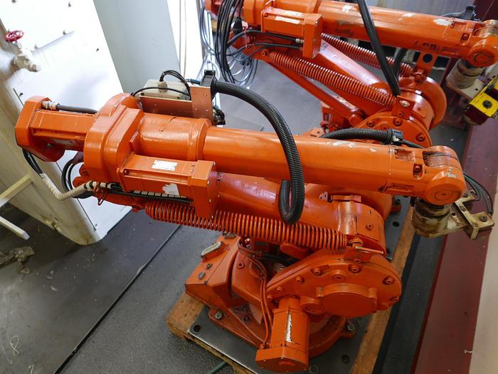 2 Stück Roboter  ABB IRB 1400 M94A