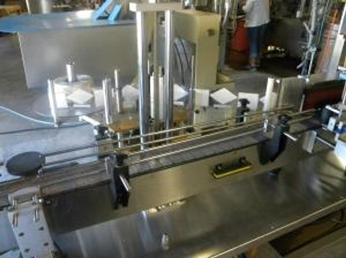AXcess 830 Vac. Labeler