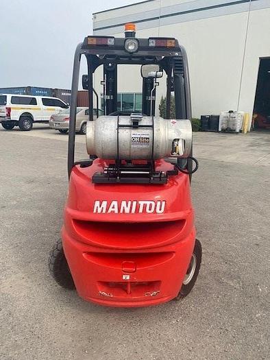 Used 2020 MANITOU MI25G
