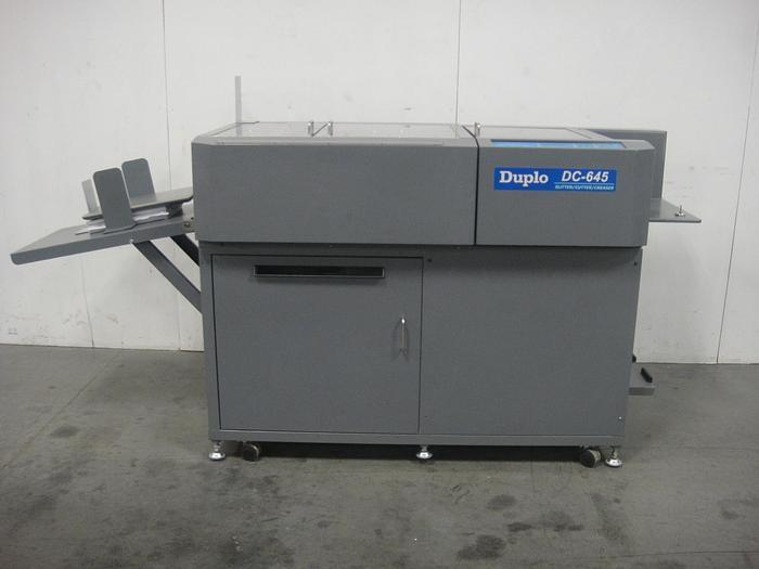 Used Duplo 645 SCC 2007