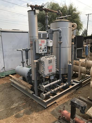 Used XEBEC CNG Gas Dryer Model: STCNG24