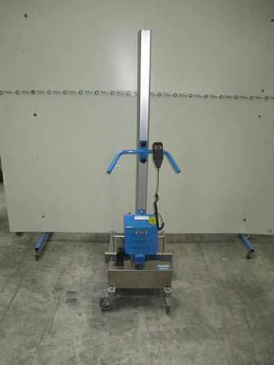 D'occasion Potence électrique colonne elevatrice porte bobine DIMITRO 70Kg