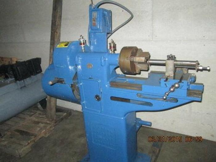 100 YEAR OLD LATHE / BUSHING MACHINE IN EXCELLENT CONDITION
