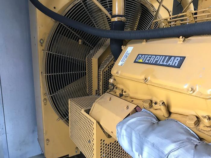1998 Caterpillar  Generator 750 KW Model  3412