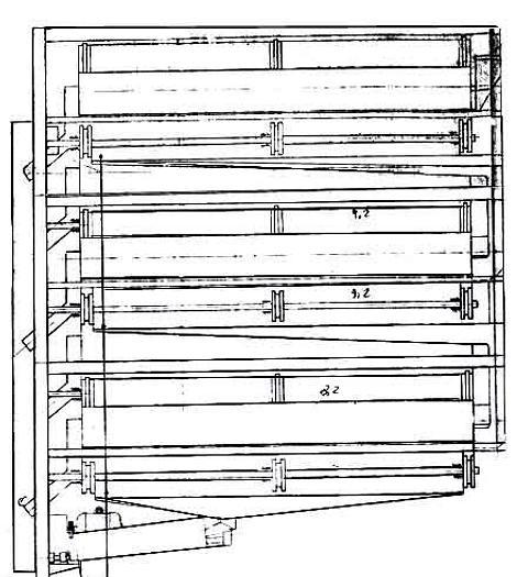 Używane Sortownik bębnowo-kaskadowy - SKJ-66