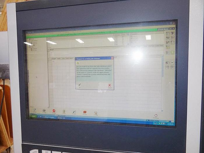 MEN002 2010 Selco Wn 710 Sezionatrice