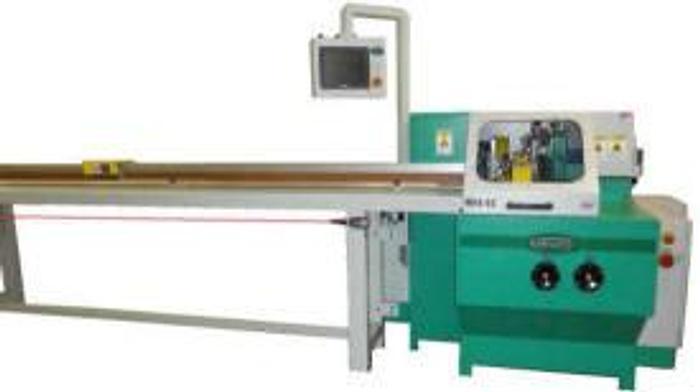 Newport MN-4E Half Lap Machine
