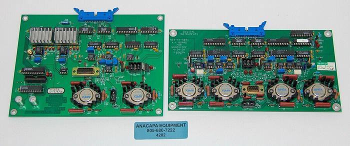 Used Digital Instruments X-Y & Z Board for Nanoscope 4 Veeco NS4 PCB (4282)