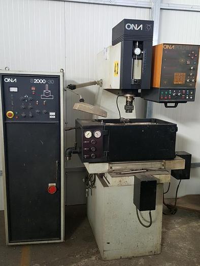 Usata Elettroerosione a tuffo ONA POLISPARK BN 180