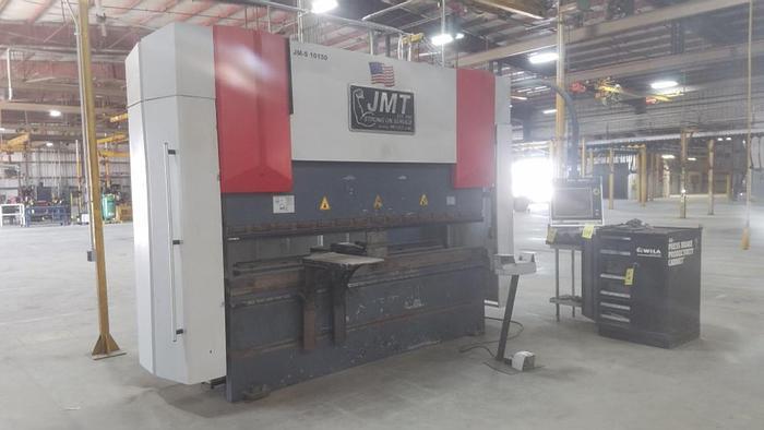 Used 2014 10'x150 Ton Durma 'JMT' CNC Press brake
