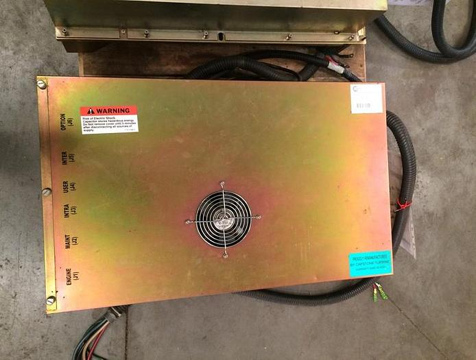 Used Capstone Turbine Digital Power Controller (P/N 510646-100R)