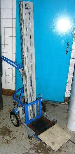 Used TRACTEL mobil lifting table, model TL 200 M