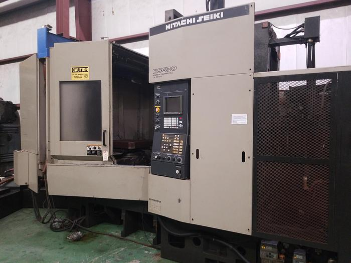 2000 Hitachi Seiki HS-630 HMC HS-630