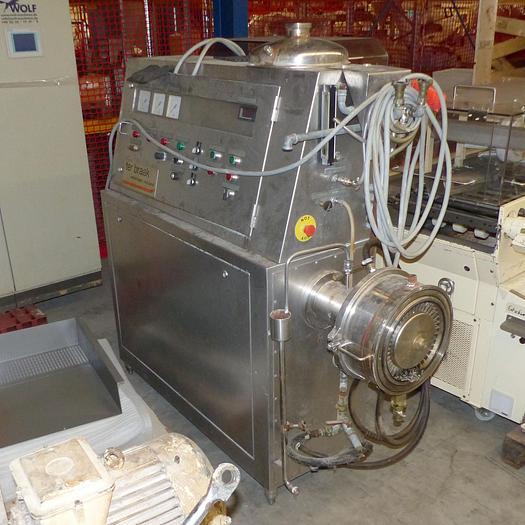 Gebraucht gebr. Druckaufschlagmaschine TER BRAAK