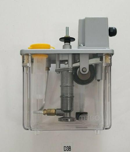 *NEW NO BOX* Trico PE-1202-15 Pump Lubrication 3 TO 6 CC/CY 110V 60Hz 5W 40PSI