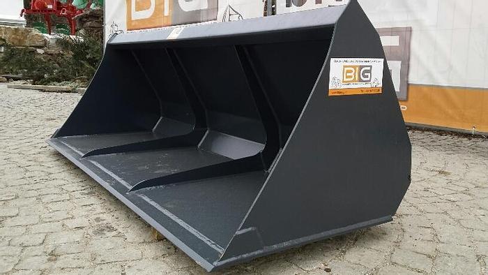 Leichtgutschaufel 200 cm passend zu Genie/Terex Aufnahme