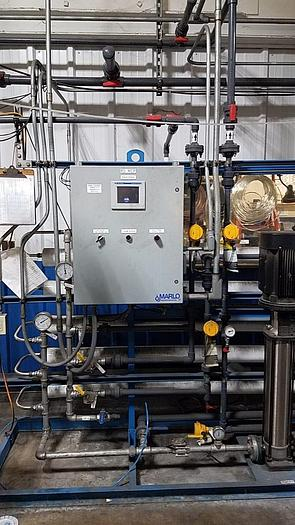 Used INDUSTRIAL REVERSE OSMOSIS SYSTEM (#9334)