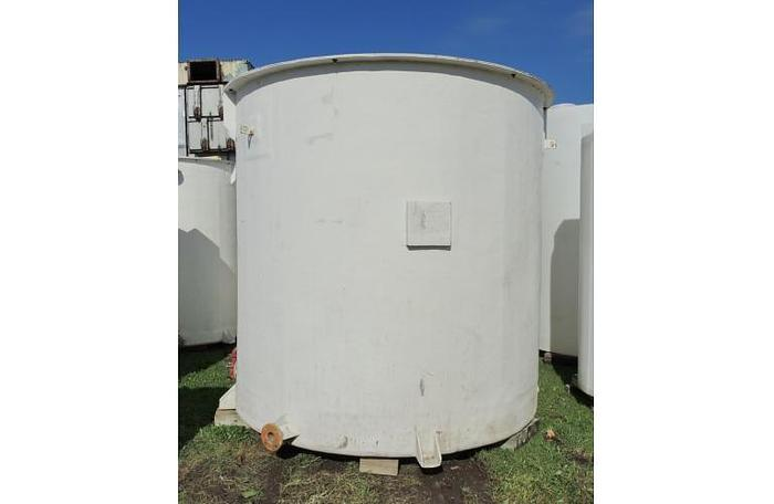 USED 4350 GALLON TANK, FIBERGLASS