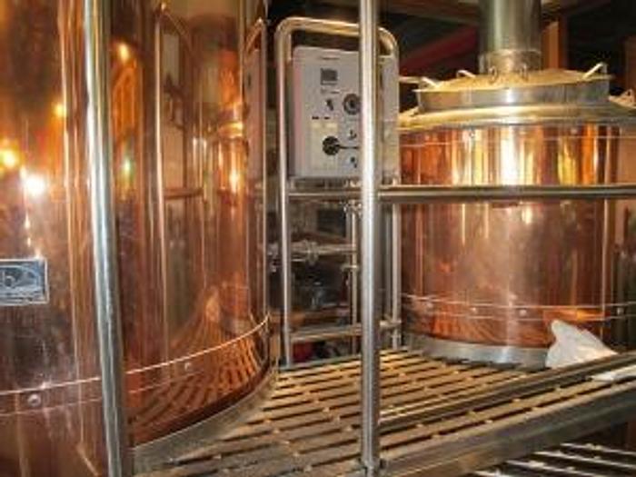 Pub 7 bbl brewery
