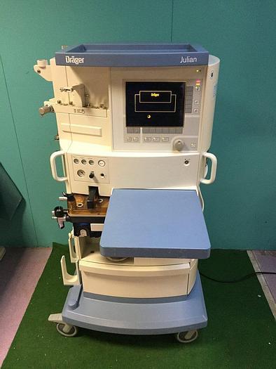 Gebraucht Dräger Julian Narkosegerät Anästhesiegerät