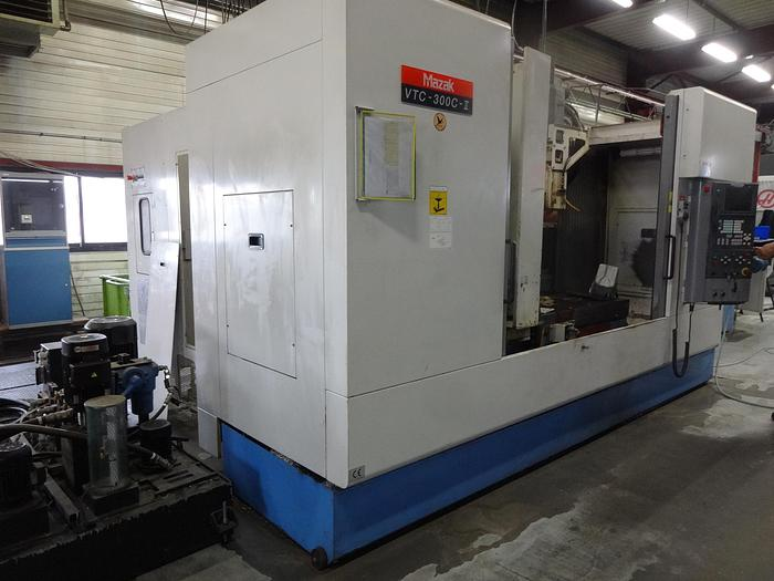 D'occasion 2003 MAZAK VTC 300 C-II centre d'usinage vertical