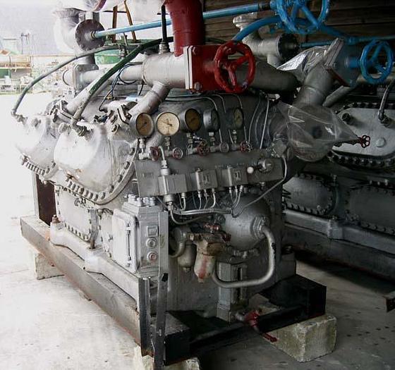 Używane Agregat sprężarkowy - 8W 200/2N Szadkowskiego