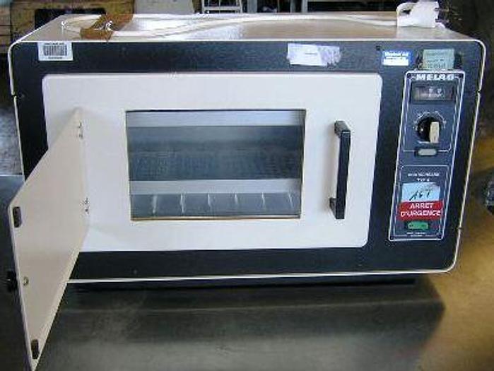 Used MELAG BRUTSCHRANK, type A Incubators 2 units