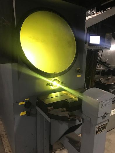 Covel  Model 30 Optical Comparator (Rebuilt 2010)
