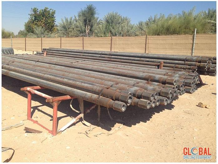 Ingersoll-Rand / Atlas Copco T4 Drill Pipes