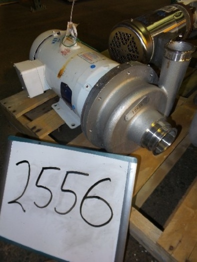Ampco 2 1/2'' x 2'' Centrifugal Pump #2556