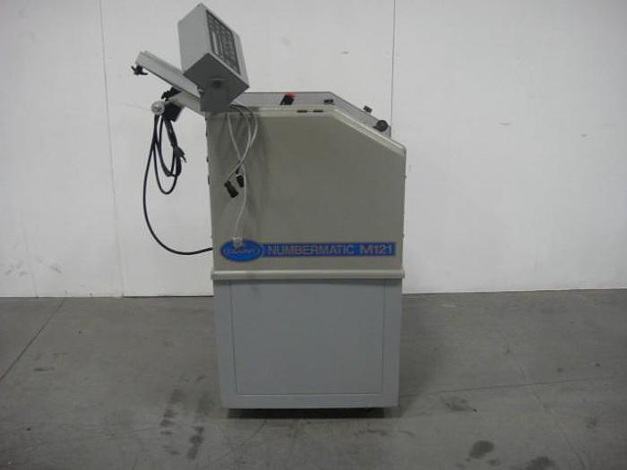 Used Count Numbermatic M121
