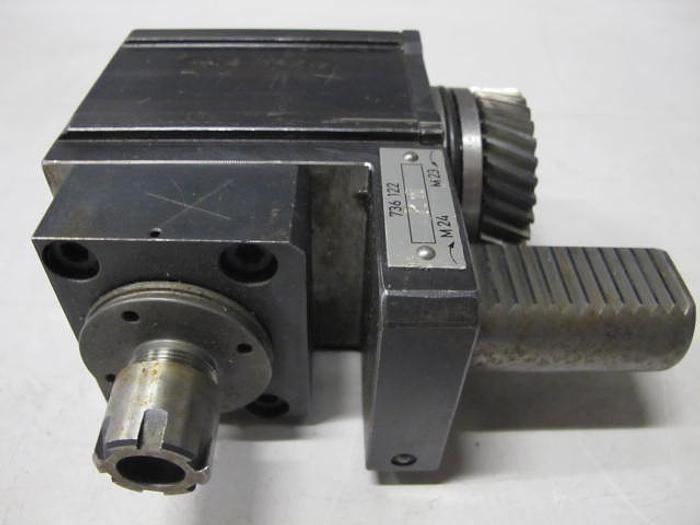 Tool holder TRAUB 736122 ange. WZ VDI 30