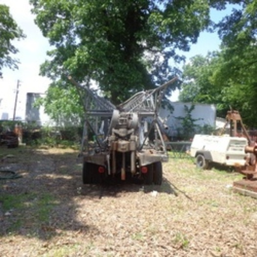 1500 Truck Mounted Combination Rotary Drill/Well Drill
