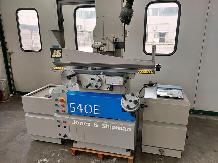 Usato Rettifica Tangenziale JONES & SHIPMAN 540 E