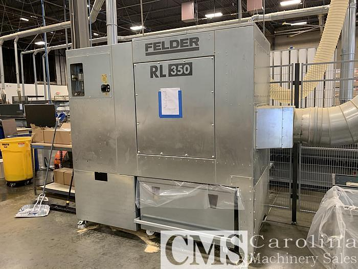 Used 2016 Felder RL350 Dust Collector