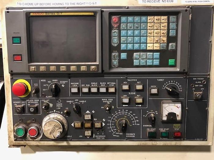 1990 Dainichi F-30 CNC Lathe