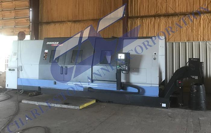 Used 2014 Doosan PUMA 700L CNC Turning Center