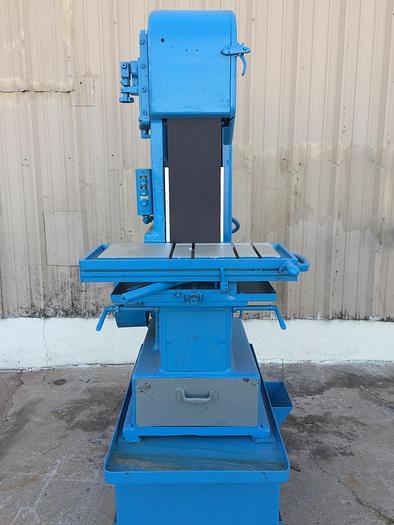 "Used 8"" Porter-Cable Belt Grinder with Feed Table"