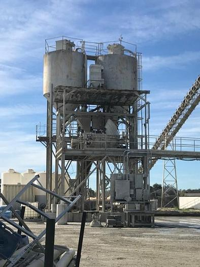 Used Mixer Systems 3 Yard Precast Batch Plant