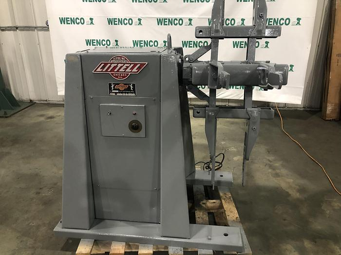 Used LITTELL Non Motorized uncoilers  20-12