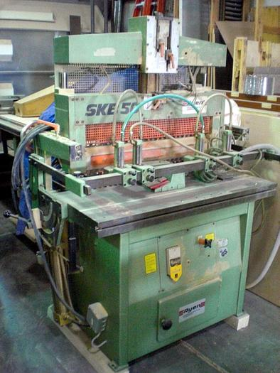 Ayen SKB50 Horizontal/Vertical Boring Machine
