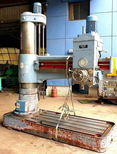Csepel RFH 75 / 1750 Radial Drilling Machine