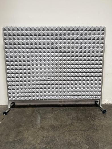 """Used Mobile Acoustic Foam Board 72"""" x 95"""""""