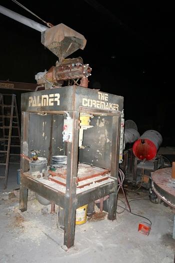 2000 PALMER COREMAKER CM-25