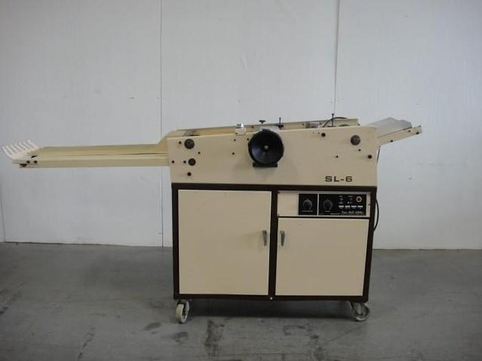 Used Therm-O-Type SL-6 Business Card Slitter