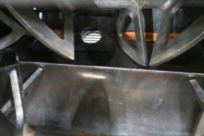 (4) x BEETZ 1000kg CHOCOLATE MIXERS