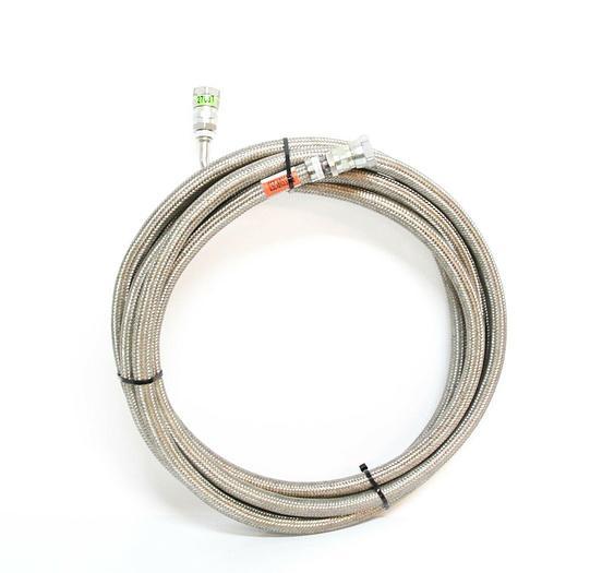 Used CTI Cryogenics 8043074G240 089/98 L SS CryoLine 260 PSIG 20' Helium (2768T)