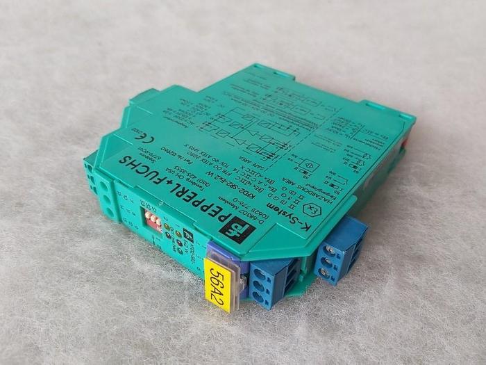 Gebraucht Trennschaltverstärker, KFD2-SR2-Ex.2W, Pepperl und Fuchs,  gebraucht