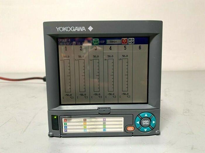 Used Yokogawa Daqstation DX1006 100/240V